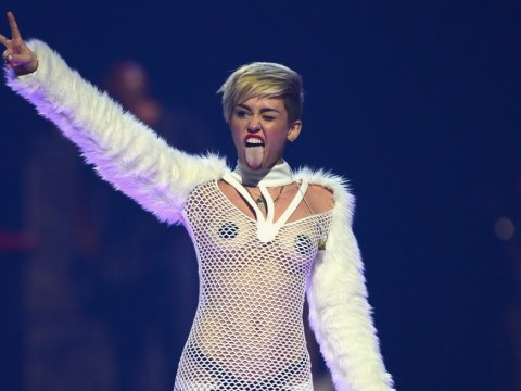Miley Cyrus promises not to strip like Madonna and Kylie after 40