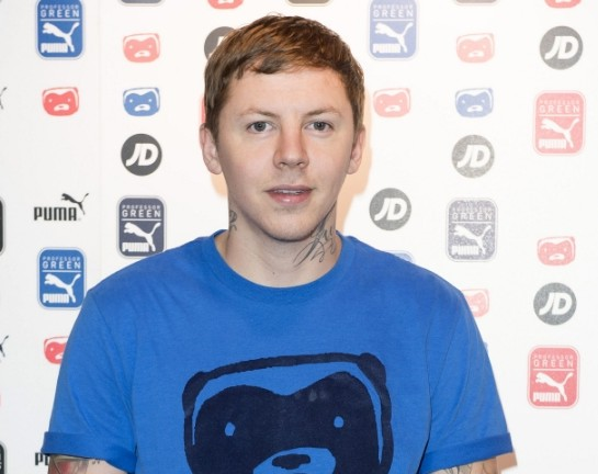 Professor Green, Elbow and George Clooney: celebrities getting into the spirit of things