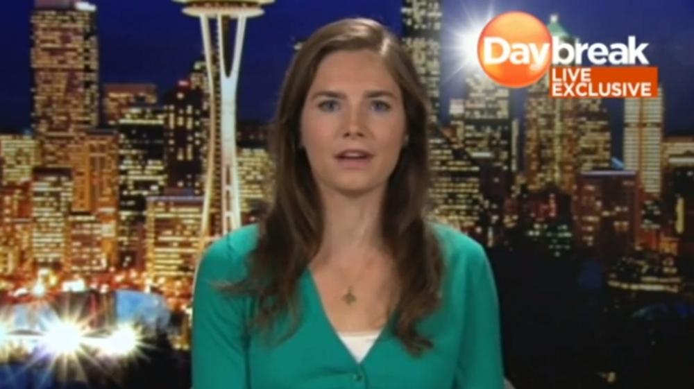 Amanda Knox: I can't afford to attend Meredith Kercher murder retrial