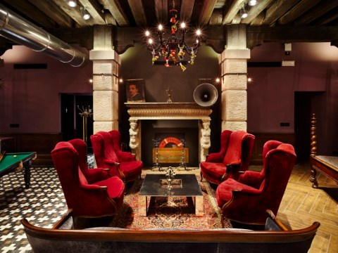 Venice's Generator Hostel: Venetian luxury without breaking the bank