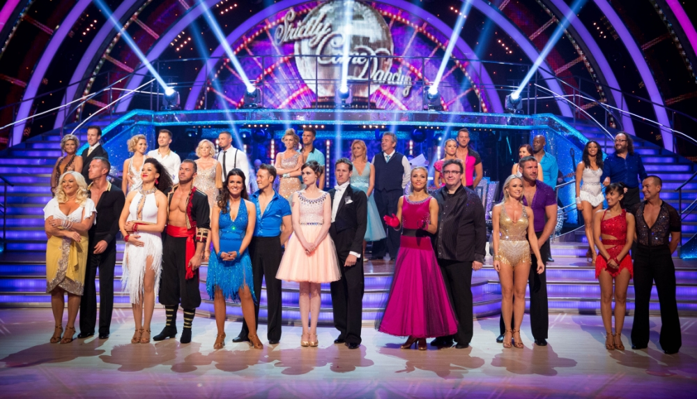Gallery: Strictly Come Dancing first live show