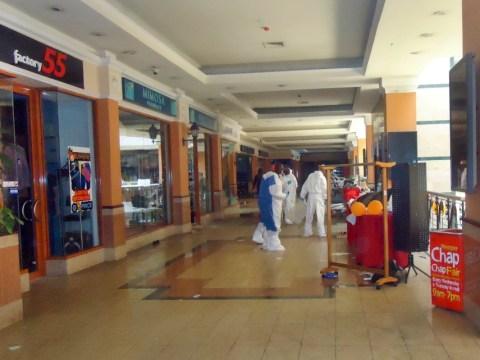 Kenya attack: 39 missing as Nairobi mall hunt goes on