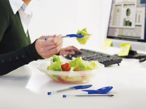 Plastic fantastic: The food utensils that double as biro toppers