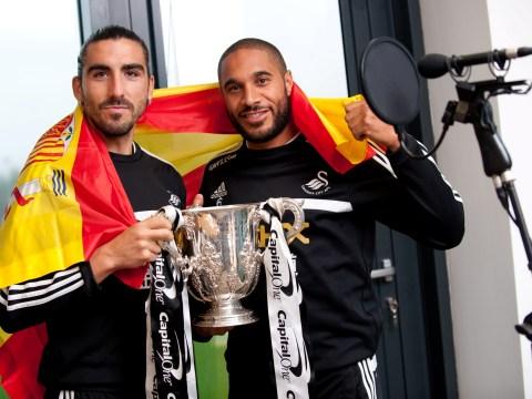 Swansea teach fans a lesson ahead of big Spanish test