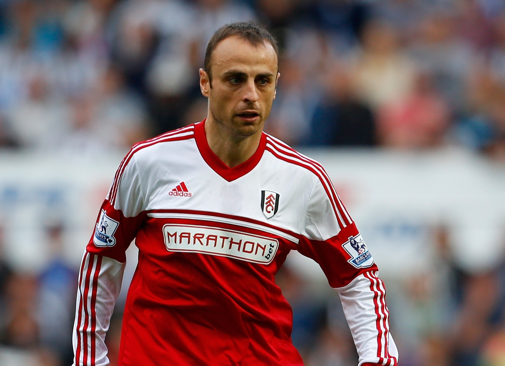 Arsenal have decided against signing Dimitar Berbatov (Picture: Getty)