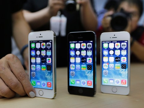 iPhone 5S and iPhone 5C: Apple confirms UK release date and price