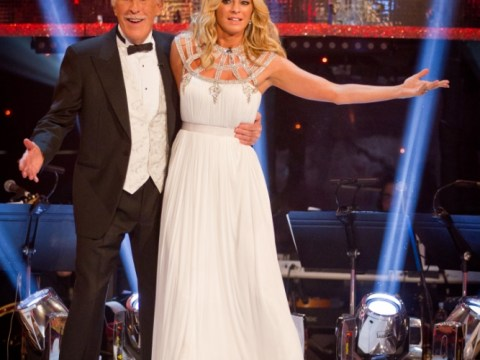 Bruce Forsyth quits Strictly Come Dancing: 'Telling Tess Daly I was leaving was like a boyfriend breaking up with his girl'
