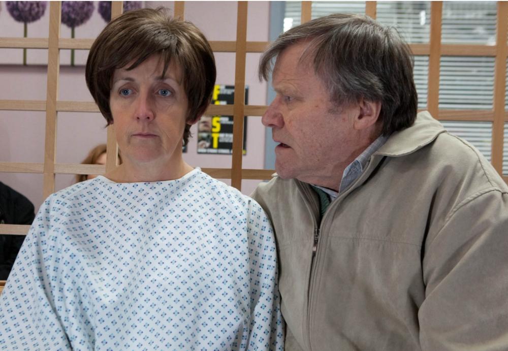 Coronation Street boss Stuart Blackburn slams claims Hayley's tragic cancer storyline was done for ratings