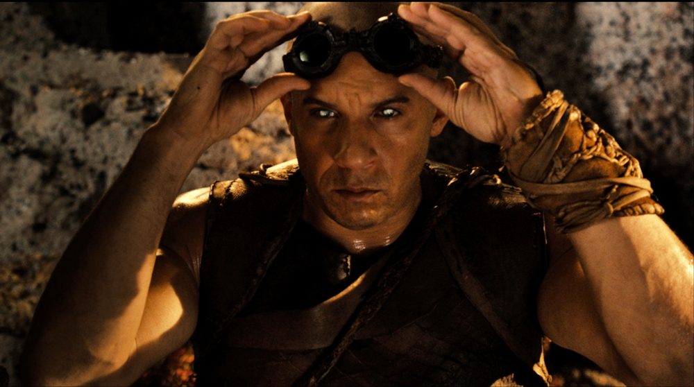 Vin Diesel is back in Riddick (AP Photo/Universal Pictures)