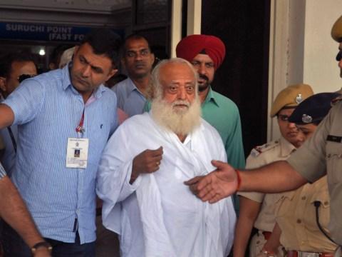 Indian guru Asaram Bapu arrested on suspicion of rape