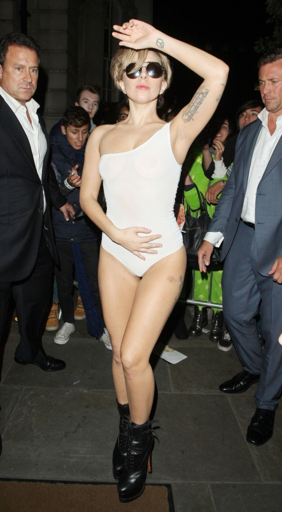 Lady Gaga 'dumped' by boyfriend Taylor Kinney as he can't handle her 'alter-egos and workload'