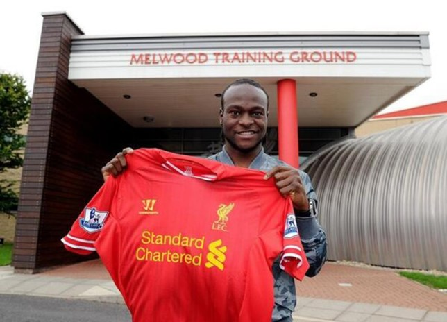 Victor Moses, Liverpool