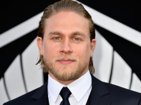Charlie Hunnam claims Fifty Shades of Grey sex scenes 'not a problem' as EL James gushes about Dakota Johnson
