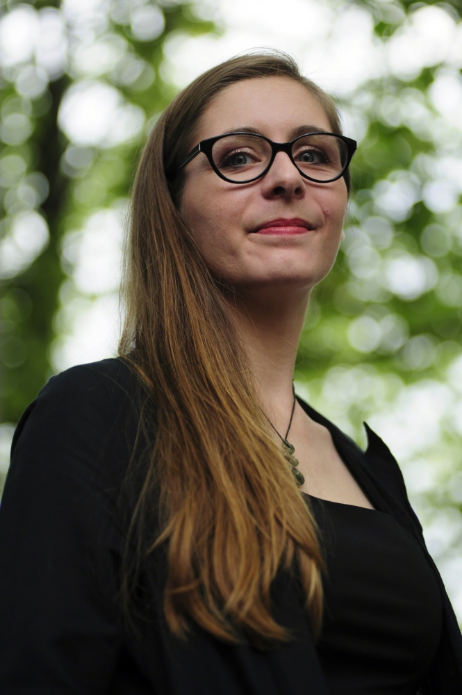 Author Eleanor Catton strikes literary gold with The Luminaries
