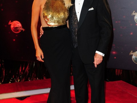 'He's not going anywhere yet': Loyal Tess Daly sticks up for Strictly Come Dancing 'legend' Bruce Forsyth