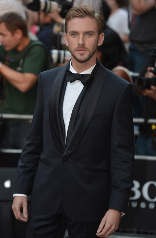 Dan Stevens attends the GQ Men of the Year Awards in association with Hugo Boss at the Royal Opera House, London. PRESS ASSOCIATION Photo. Picture date: Tuesday September 3, 2013. See PA story SHOWBIZ GQ. Photo credit should read: Anthony Devlin/PA Wire