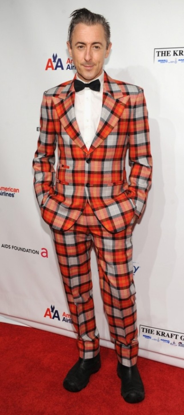 Scottish actor Alan Cumming (Picture: Getty)