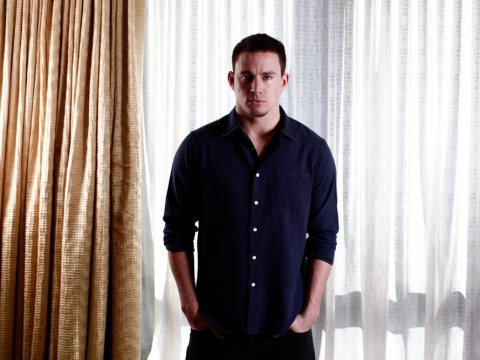 Channing Tatum: My wife gave me notes on grinding chicks