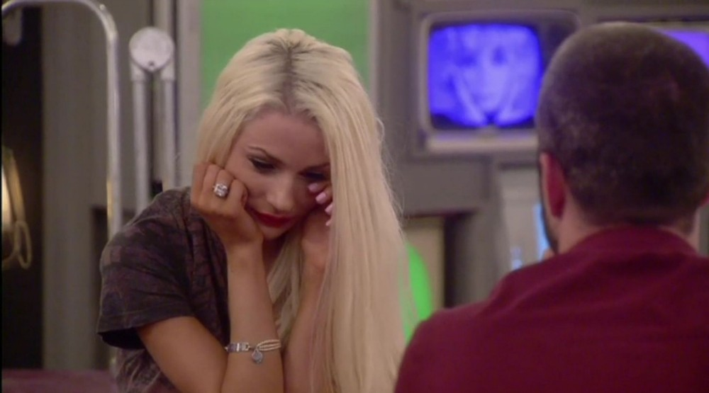Celebrity Big Brother 2013: Mario Falcone comforts Courtney Stodden as she frets about marriage to Doug yet again