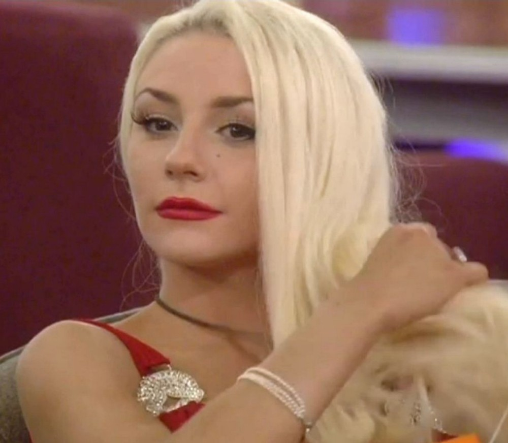 Editorial Use Only  Mandatory Credit: Photo by REX (2980536al)  Courtney Stodden  'Celebrity Big Brother', Elstree Studios, Hertfordshire, Britain - 04 Sep 2013