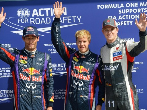 Gallery: Italian Grand Prix qualifying session, Monza – 7 September 2013
