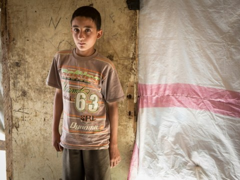 The families split by war: Our latest dispatch from the Syrian border