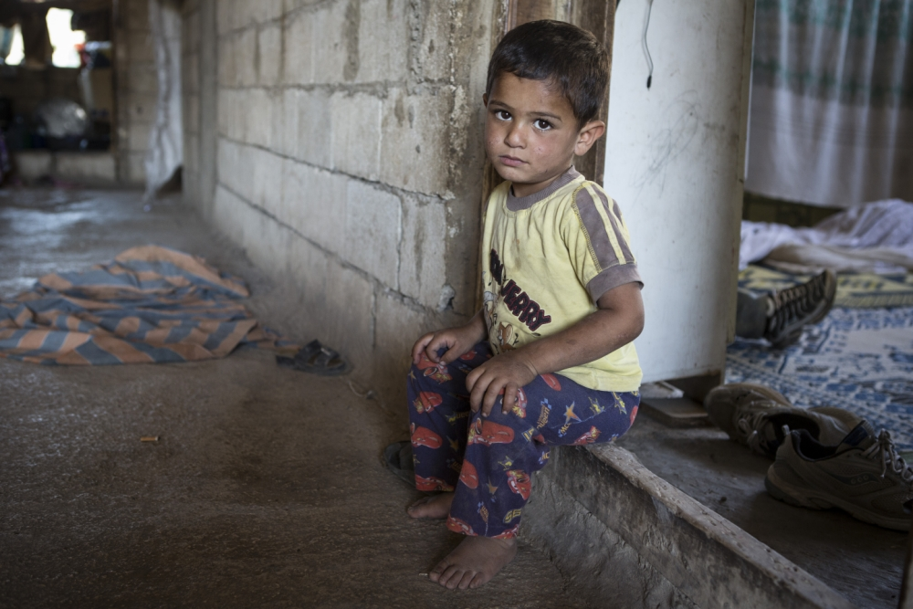 A dying shame: 'Too little and too late' in Syria, Save the Children warns