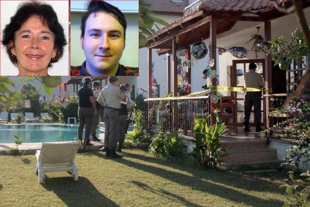 British mother shot dead and two family members injured in birthday bloodbath in Turkey