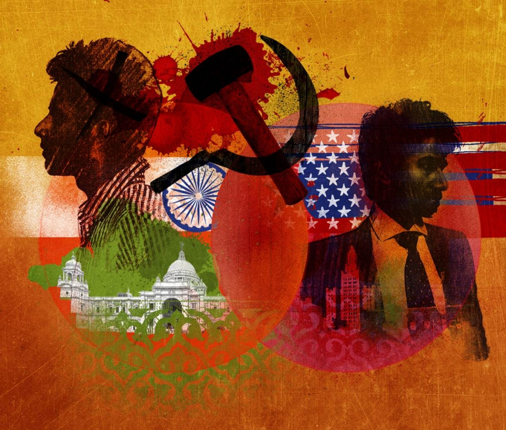 Jhumpa Lahiri's second novel, The Lowland, explores lost identities and heartbreak (Picture: www.iandodds.co.uk)