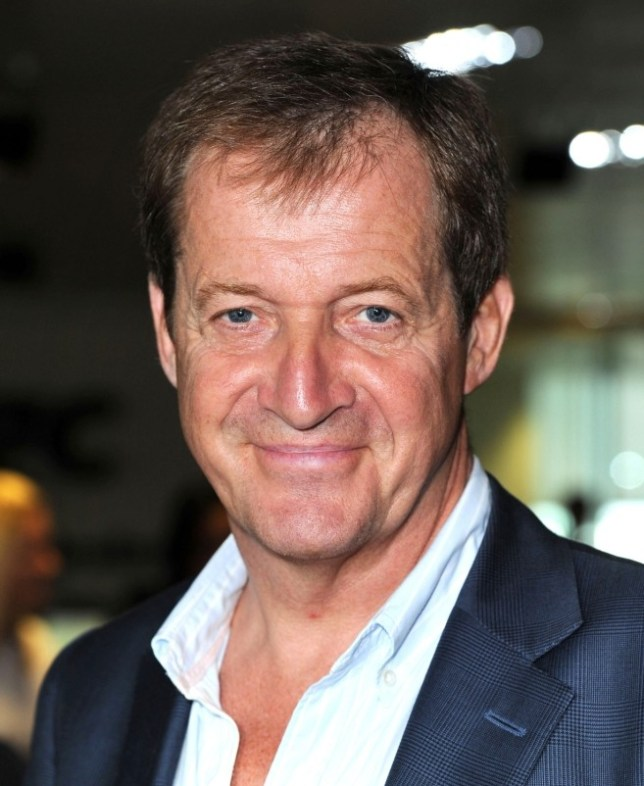 Alastair Campbell's novel, My Name Is... is out now (Picture: Rex)