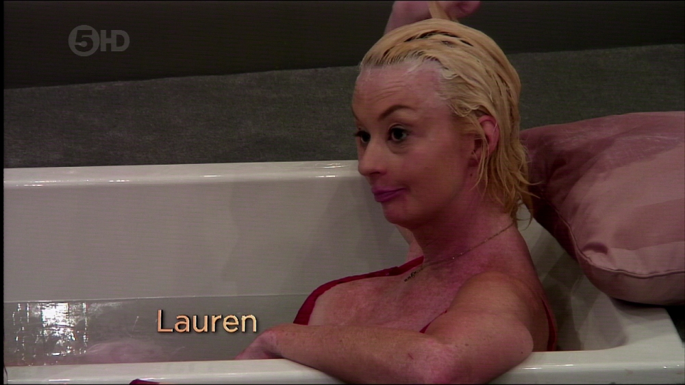 Celebrity Big Brother's Lauren Harries furious over game player tag