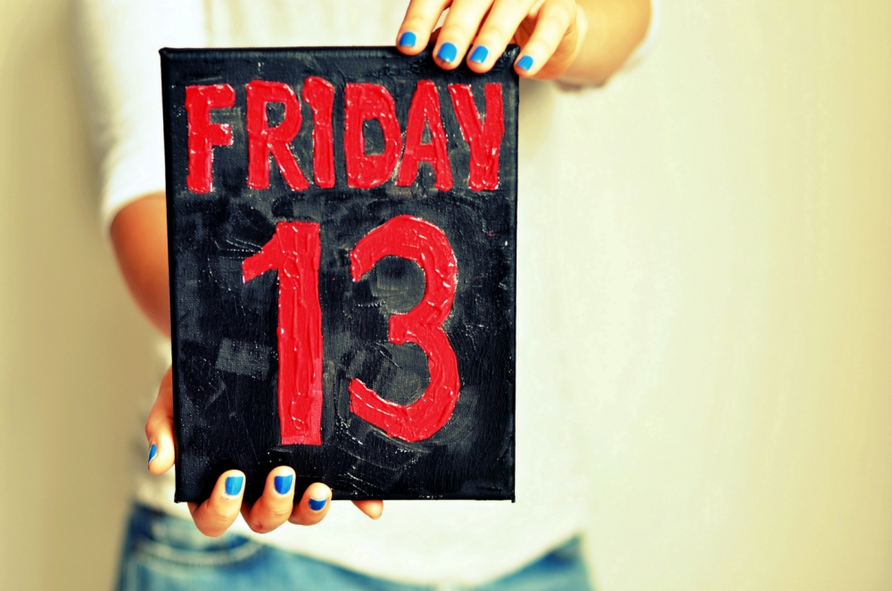 Friday 13th: The dos and don'ts of getting through the day