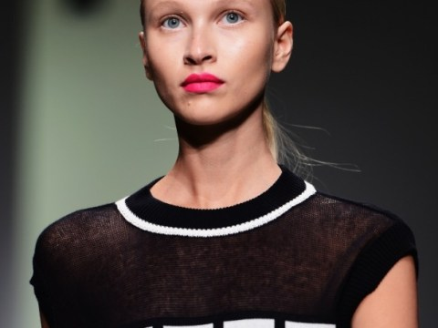 London Fashion Week: Backstage beauty at J JS Lee