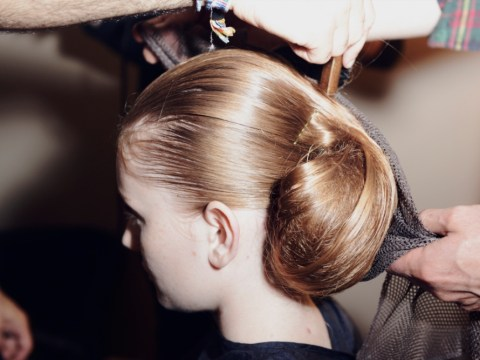 London Fashion Week: Backstage beauty at Corrie Nielsen
