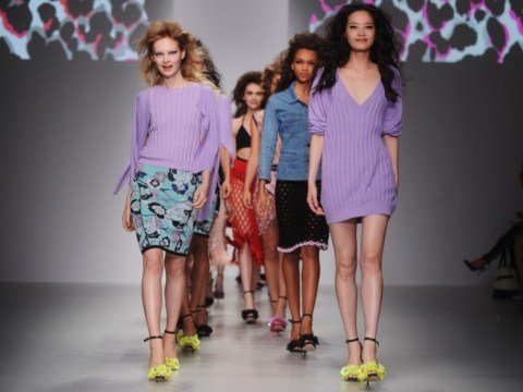 London Fashion Week: Sister by Sibling knit their way to happiness
