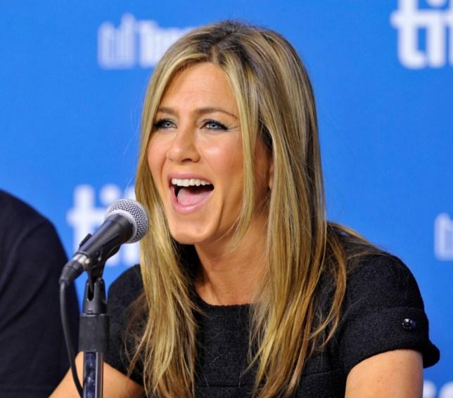 Jennifer Aniston: I like to watch myself in Friends re-runs