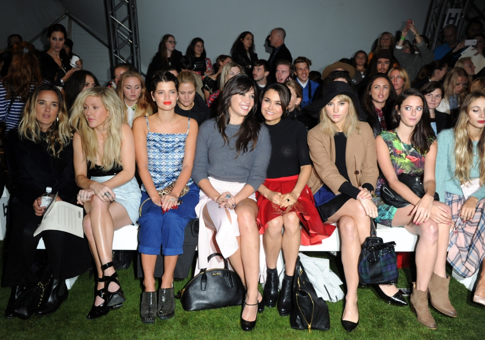 London Fashion Week: Highlights from day 3