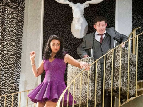 Get past the swearing and Barking In Essex is a comedy with surprising finesse