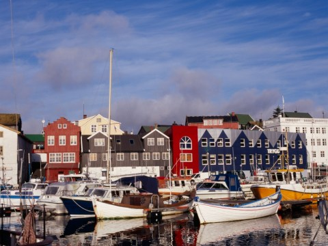 Travel to the Faroe Islands and experience splendid isolation