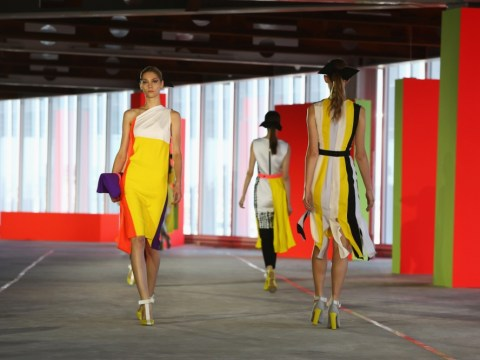 London Fashion Week: Roksanda Ilincic keeps you looking good, day and night