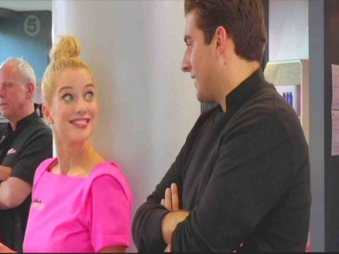 'She could definitely fit in Essex': Arg admits crush on Helen Flanagan in Celebrity Super Spa