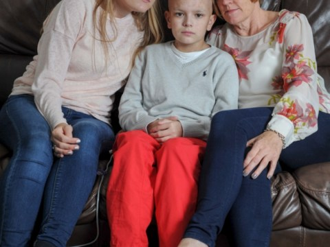 Heartache for mother as two children both develop rare brain tumours