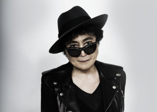 Yoko Ono is still a scream after all these years on new album Take Me To The Land Of Hell (Picture: supplied)