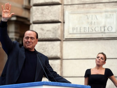 I'll be Mrs Berlusconi, says his girlfriend, 28