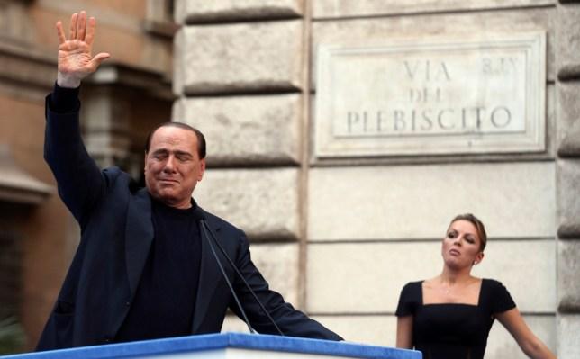I'll be Mrs Berlusconi, says his girlfriend, 28