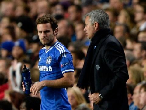 Tottenham ready January bid for out-of-favour Chelsea playmaker Juan Mata