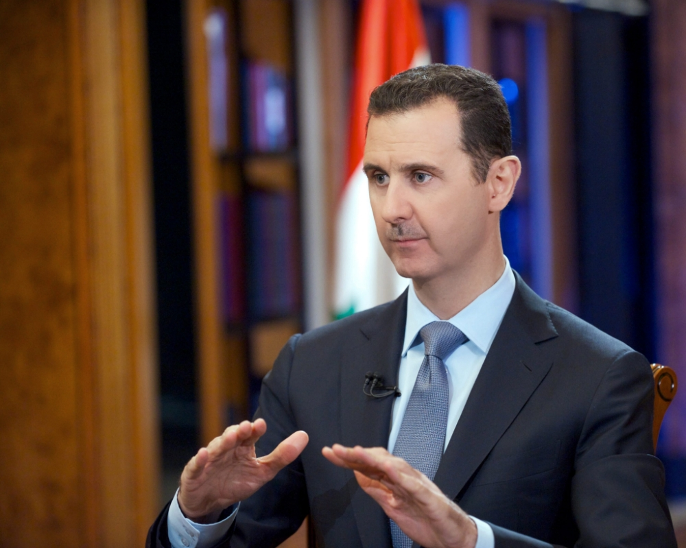 UN 'close to resolution on Bashar al-Assad's stockpiles'