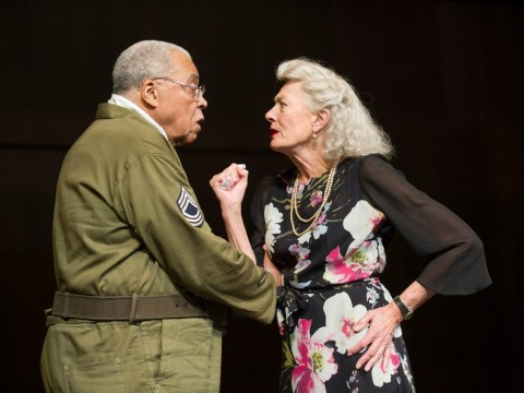 Sadly, Vanessa Redgrave and James Earl Jones live up to the title of Much Ado About Nothing