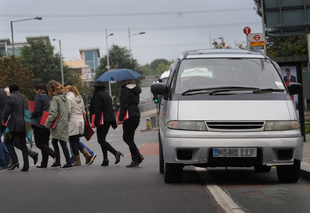 Gallery: Jurors visit site of Mark Duggan shooting in Tottenham