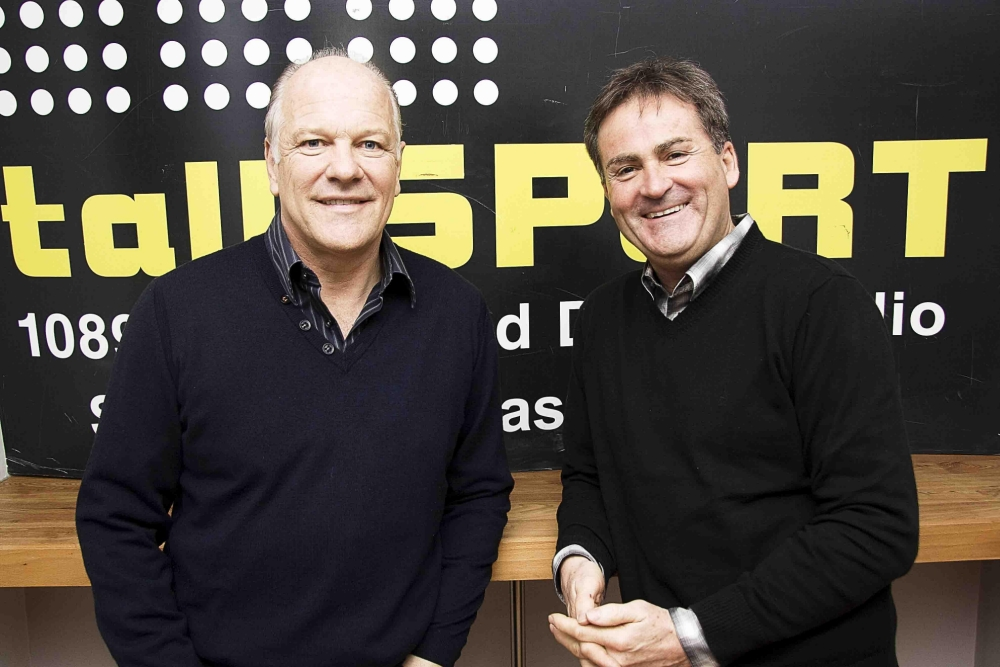 Andy Gray and Richard Keys filmed making sexual chants towards Sky Sports reporter Clare Tomlinson